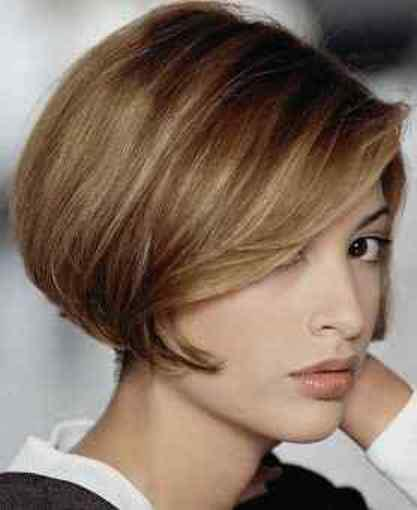 Or a lip length bob