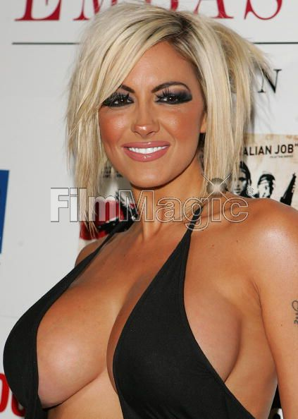 Jodie Marsh Hair Extensions 92