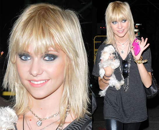 taylor momsen hairstyle. Taylor Momsen