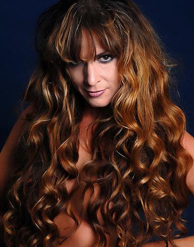 Feminine Styles on Guys - HairTalk® - 64494