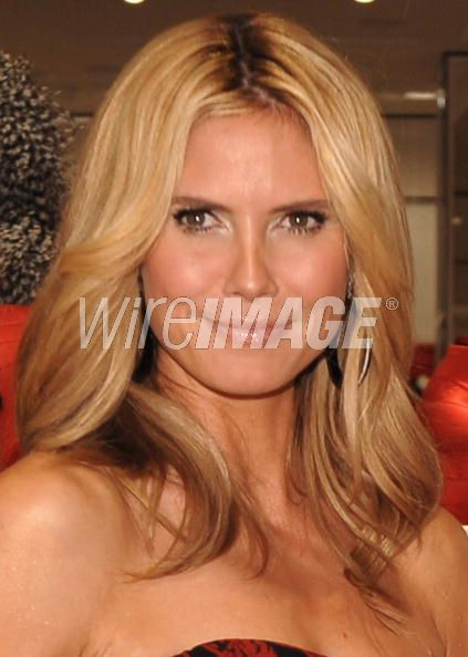 heidi klum hair. Heidi Klum#39;s Hair is so on