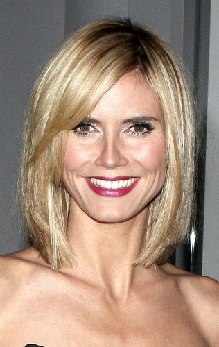 heidi klum hair color. Heidi Klum#39;s Hair is so on