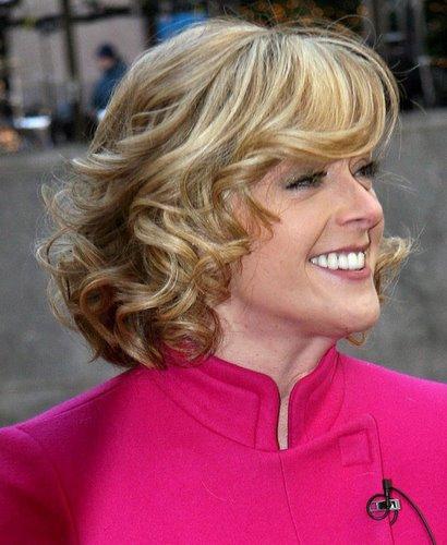 Jane Krakowski Short Hair