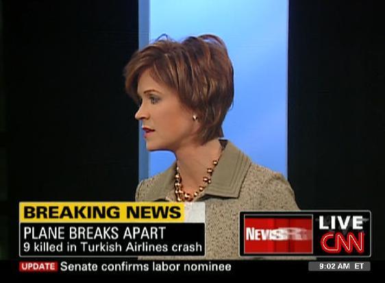 HairTalk™ @ HairBoutique.com: Heidi Collins New Haircut