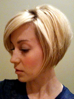 Celebrity Hair Talk : Kellie Pickler