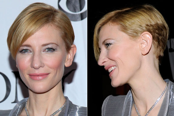 Cate Blanchett Very Short Hairtalk 66401
