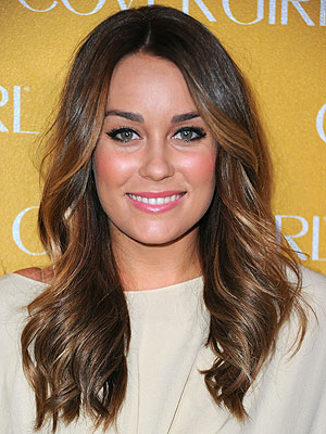 Lauren Conrad goes