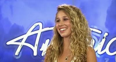 reinhart american idol Haley