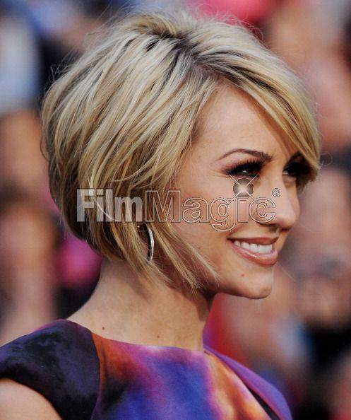 Chelsea Kane Hair Bob