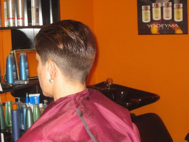 Clippered Haircuts For Women