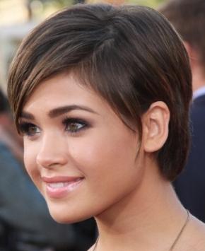 Nicole Anderson Haircut