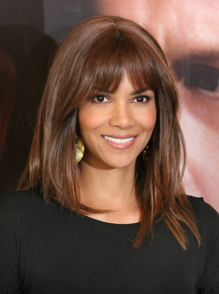 hairstyles of halle berry. Halle Berry shorter with