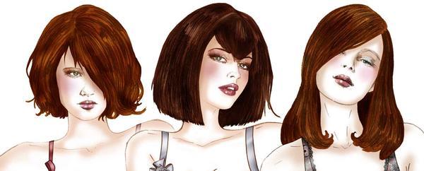 Excellent Short Neck Hairtalk 49949 Short Hairstyles Gunalazisus